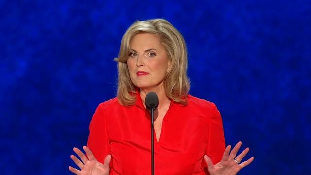 "Ann Romney: Mitt and I have a ""real marriage"""
