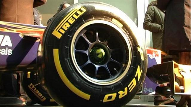 Formula 1 - Jerez too rough for F1 testing - Pirelli