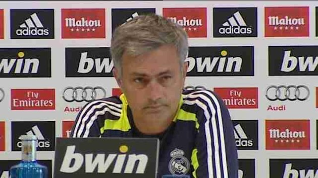 Mourinho: I continue to doubt team's performance