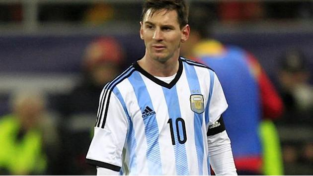 World Cup - Messi needs 'inner peace' to be at his best, says Argentina boss