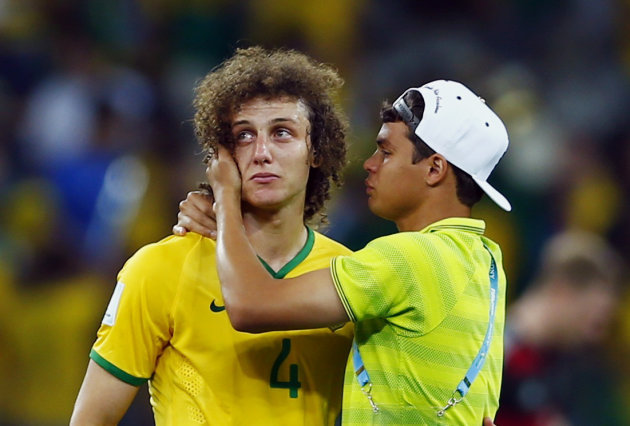 Mourinho: Luiz made mistakes, but he wasn't the only one