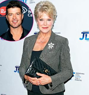 "Robin Thicke's Mom Reacts to Miley Cyrus MTV VMA Performance: ""I Don't Understand"""