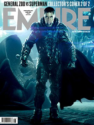 'Man of Steel,' General Zod