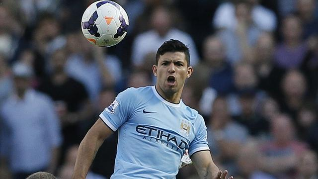 Premier League - Aguero set to miss 'at least a month'