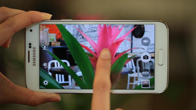 Get the most out of the Samsung GS5's camera
