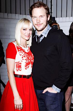 Anna Faris, Chris Pratt Expecting First Child!
