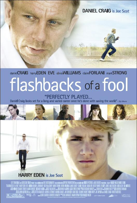 Flashbacks of a Fool Production Stills Anchor Bay 2008 Poster