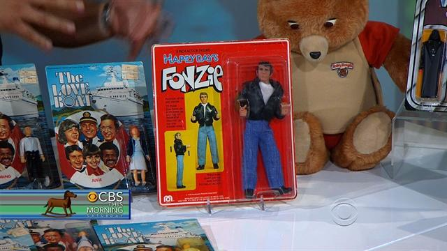 """Toy Hunter"" seeks old, rare, valuable playthings"