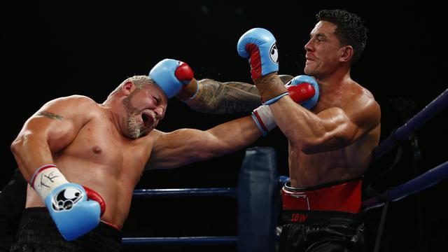 Boxing - Sonny Bill's opponent Botha 'failed dope test'