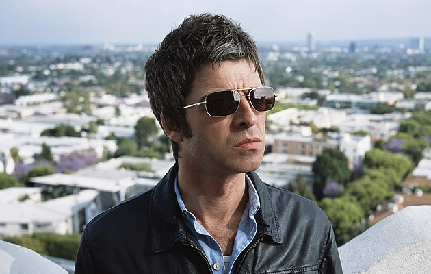 Ex Oasis member Noel Gallagher is the latest star unveiled by S'pore GP (Photo courtesy of S'pore GP)