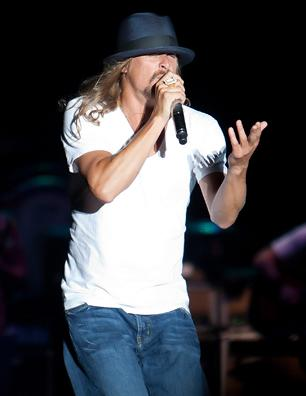 Kid Rock 'Fed Up With Political Correctness'