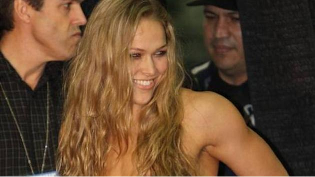 Mixed Martial Arts - Rousey to spearhead UFC female league