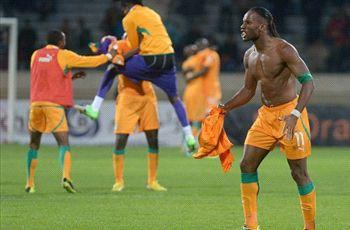 Drogba sets sights on World Cup knockout rounds after Ivory Coast qualify