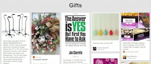 20 Pinterest Tricks And Tips You Might Not Have Discovered image Quickly Find Gifts on Pinterest