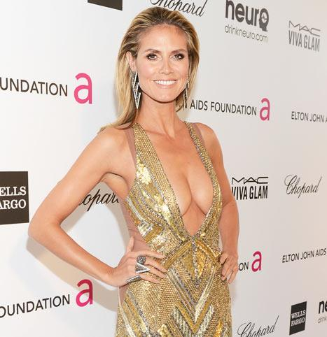 Heidi Klum to Be a Judge on America's Got Talent: Report