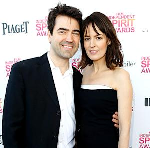 Ron Livingston and Rosemarie DeWitt Welcome Daughter Gracie James!