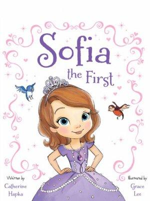 Disney Debuting 'Sofia the First' Storybook Ahead of Movie's Premiere
