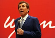 US gaming mogul Steve Wynn (pictured in 2011) said on Wednesday his Macau business had received approval to build a new casino in the southern Chinese city, the world's biggest gaming hub