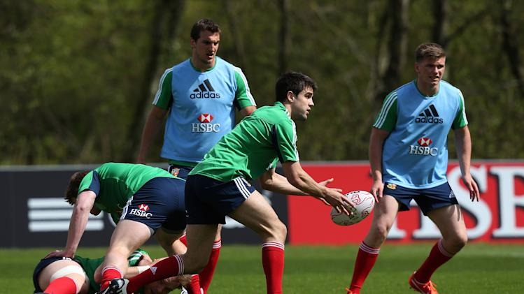 Rugby Union - Lions Conditioning Camp - WRU National Centre of Excellence - Vale of Glamorgan