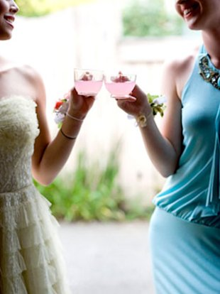 A wedding without Bridesmaids. Would you do it?