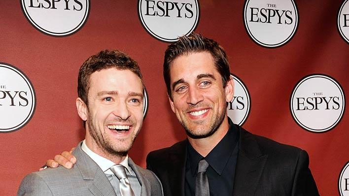Timberlake Rodgers ESPY Awards