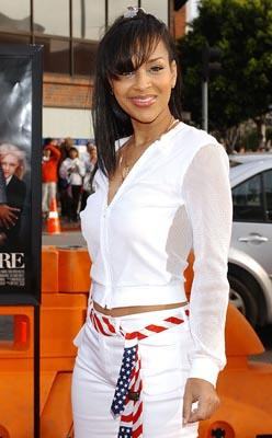 LisaRaye at the LA premiere of 20th Century Fox's Man on Fire