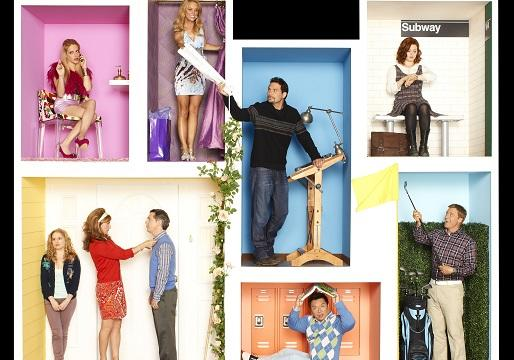 Suburgatory Shake-Up: Two Actors Cut