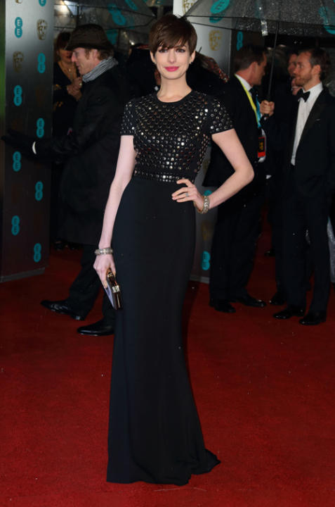 best bafta fashion style looks