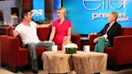 Britney Spears Talks 'X Factor,' Dances 'Gangnam Style' on 'Ellen' (Video)