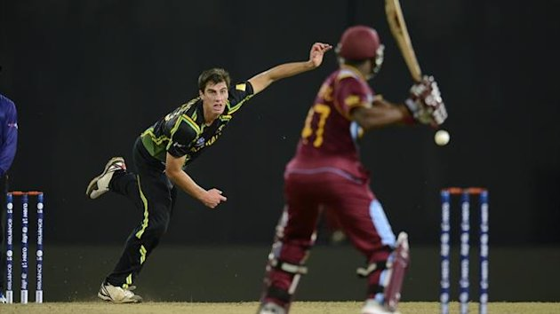 World T20 Australia v West Indies, September 2012