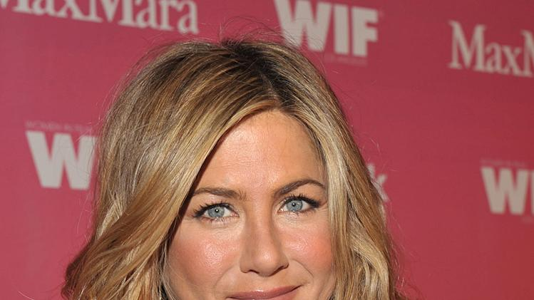 Crystal + Lucy Awards 2009 Jennifer Aniston
