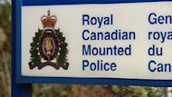 Three Ontario men were taken to the hospital after their pickup truck rolled when the driver lost control, local RCMP said.
