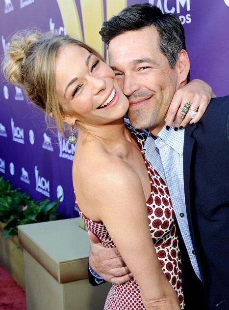 "LeAnn Rimes Jokes: I Have Sex With Eddie Cibrian ""Whenever He Wants It"""