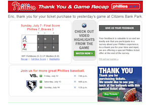 The 10 Elements of Great Customer Follow up image phillies email