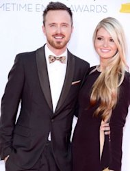 'Breaking Bad' Star Aaron Paul Weds