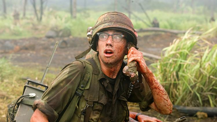 Jay Baruchel Tropic Thunder Production Stills DreamWorks 2008
