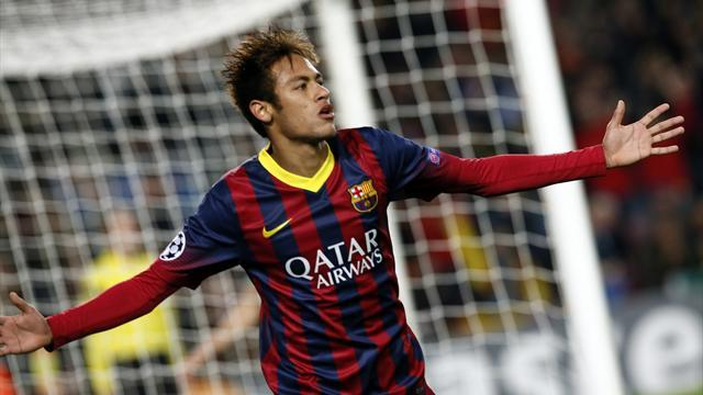 Liga - Barca issue new Neymar denial