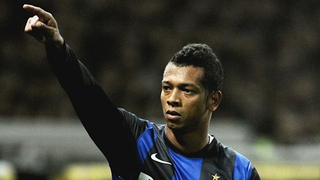 Freddy Guarin Inter Serie A 2012