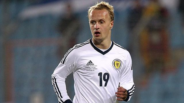 Scottish Football - Griffiths charged over 'assault'