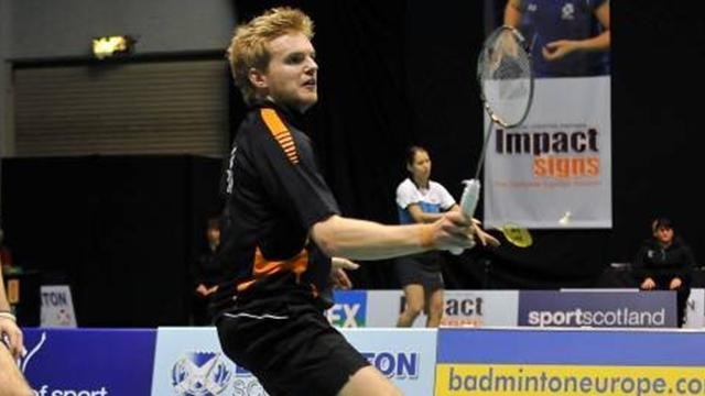 Badminton - Ellis and Van Rietvelde win in Denmark