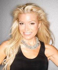 Celebrity Fitness Trainer Tracy Anderson