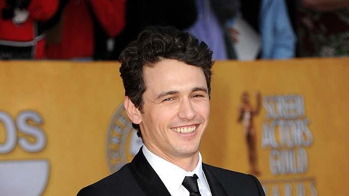 James Franco SAG Awards