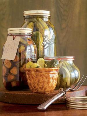 Choose the Right Jars for Storage