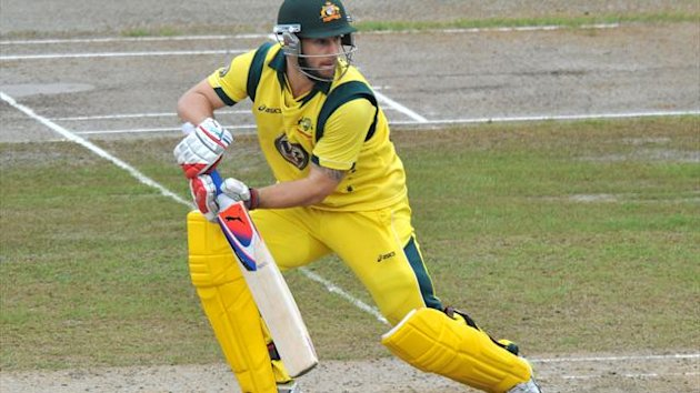 Matthew Wade in action for Australia (PA Photos)