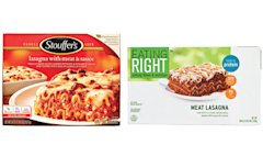 Stouffer's vs. Eating Right