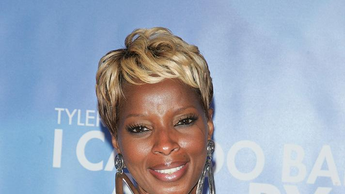 Tyler Perry's I Can Do Bad All By Myself Premiere 2009 Mary J. Blige