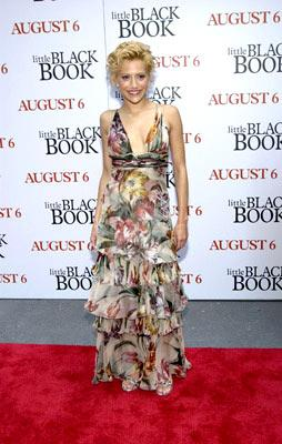 Brittany Murphy at the New York premiere of Revolution Studio's Little Black Book