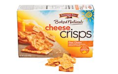 Baked Naturals Cheese Crisps