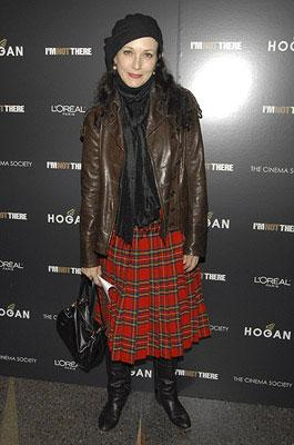 Bebe Neuwirth at the New York City premiere of The Weinstein Company's I'm Not There