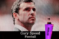 Fans and players alike have poured in their tributes to Gary Speed